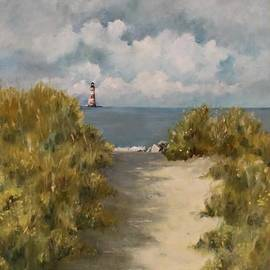 Peggy Ellis - Morris Island Lighthouse
