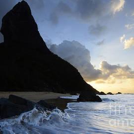 Bob Christopher - Morro do Pico Brazil Evening Light
