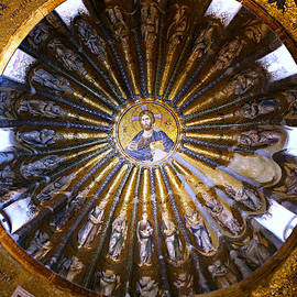 Stephen Stookey - Mosaic of Christ Pantocrator