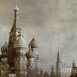BERNARD JAUBERT - Moscow
