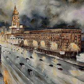 Dogan Soysal - Moscow