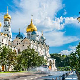Alexander Senin - Moscow Kremlin Tour - 56 of 70
