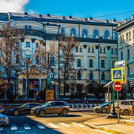 Alexander Senin - Moscow P. I. Tchaikovsky Conservatory