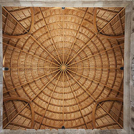 Dave Hall - Mosque Ceiling