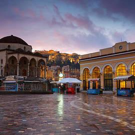 Milan Gonda - Mosque In Monastiraki Square