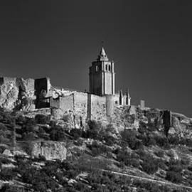 Guido Montanes Castillo - MOTA CASTLE  13th century
