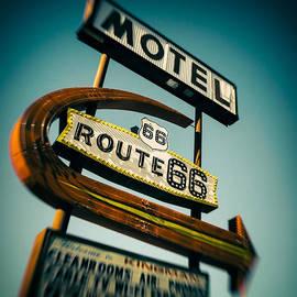 Dave Bowman - Motel