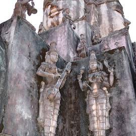 Kim Bemis - Mother Divine Temple - Amarkantak India