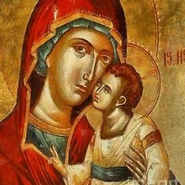 Dragica  Micki Fortuna - Mother of God of Tenderness