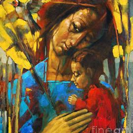 Michal Kwarciak - Motherhood