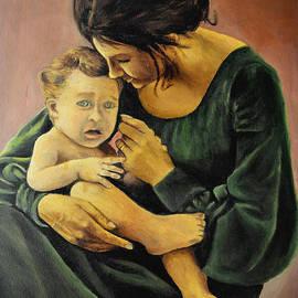 Vanda Caminiti - Motherhood