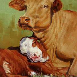 Margaret Stockdale - Motherly Love