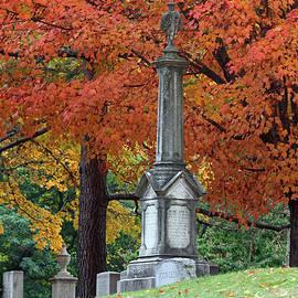 Juergen Roth - Mount Auburn Cemetery