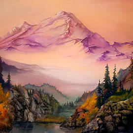 Sherry Shipley - Mount Baker Morning