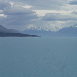 Kay Gilley - Mount Cook