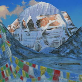 Arthur Glendinning - Mount Kailash