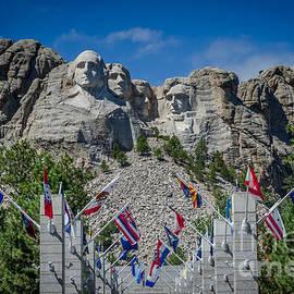 Debra Martz - Mount Rushmore National Memorial
