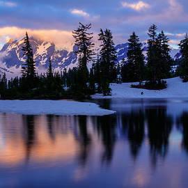 Dustin  LeFevre - Mount Shuksan