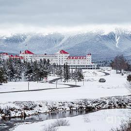 Dawna  Moore Photography - Mount Washington Hotel Bretton Woods New Hampshire