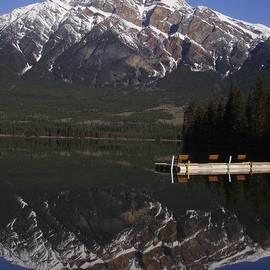 Ian Mcadie - Mountain Dock Morning