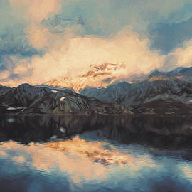 Douglas MooreZart - Mile High Mountain Lake