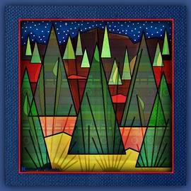 Kristine Rae Hanning - Mountain Nights