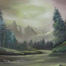 Dawn Nickel - Mountain river