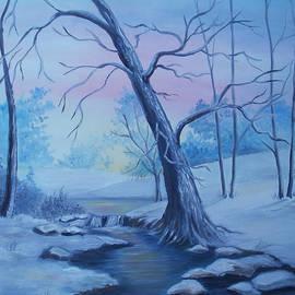 Glenda Barrett - Mountain Stream