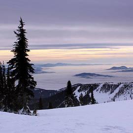 Cian Fenton - Mountain Sunset