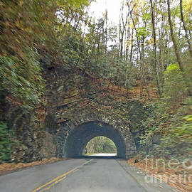Marian Bell - Mountain Tunnel to Cades Cove