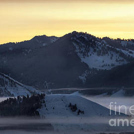 Wildlife Fine Art - Mountains - Grand Rise