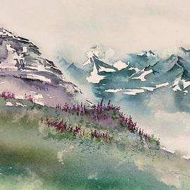 Carolyn Doe - Mountainside Fireweed