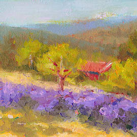 Talya Johnson - Mountainside Lavender