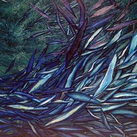 Jerica  Gracin - Movements In Blue