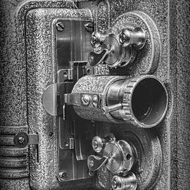 Paul Ward - Movie Projector in 8mm