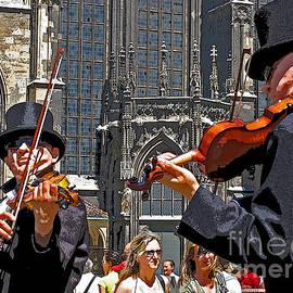 Ann Horn - Mozart in Masquerade
