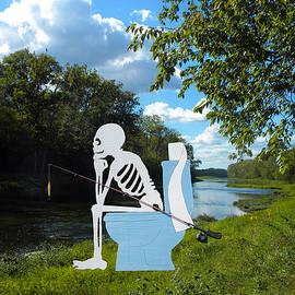 Thomas Woolworth - Mr Bones Has Gone Fishing