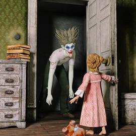 Liam Liberty - Mr Kreepy The Clown