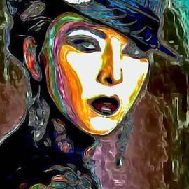 Fli Art - Ms Boss Lady