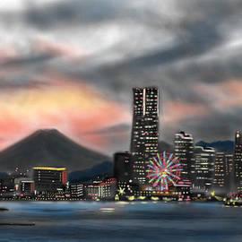 Yoshiyuki Uchida - Mt Fuji 36