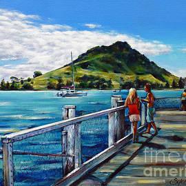 Selena Boron - Mt Maunganui Pier 140114