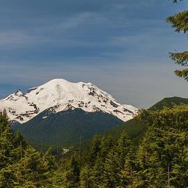 Brian Harig - Mt Rainier