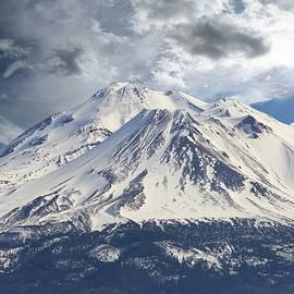 Athala Carole Bruckner - Mt Shasta