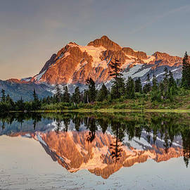 Pierre Leclerc Photography - MT. Shuksan Picture Lake