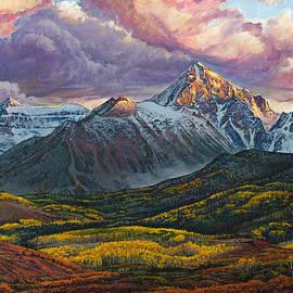 Aaron Spong - Mt. Sneffels