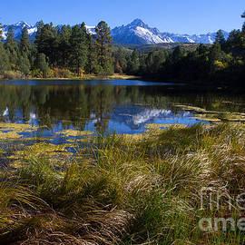 Jim Garrison - Mt. Sneffels Reflection
