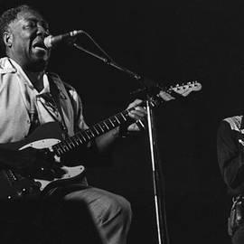 Wim VanZon - Muddy Waters at North Sea Jazz Festival 1981