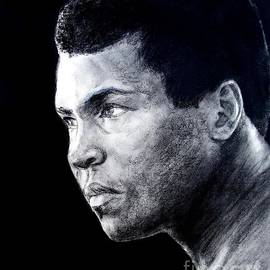 Jim Fitzpatrick - Muhammad Ali formerly known as Cassius Clay III