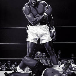 Meijering Manupix - Muhammad Ali versus Sonny Liston