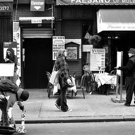 Steve Archbold - Mulberry Street